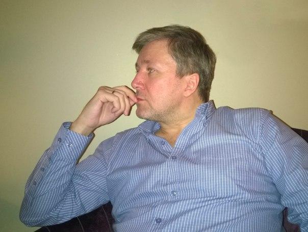 Сергей Дубровских