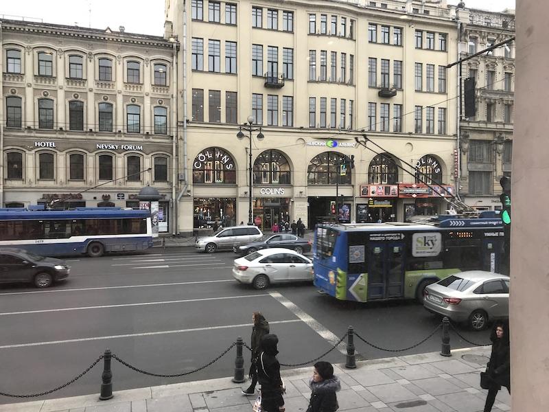 улицы Питера